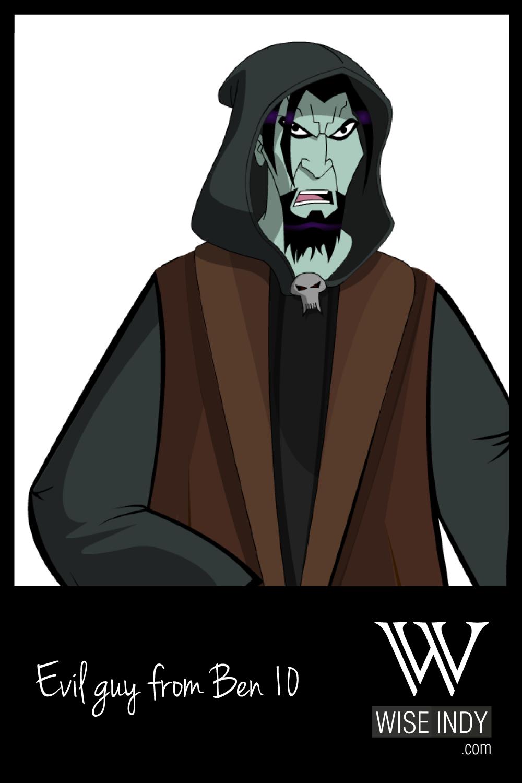 Evil-Guy-From-Ben-10