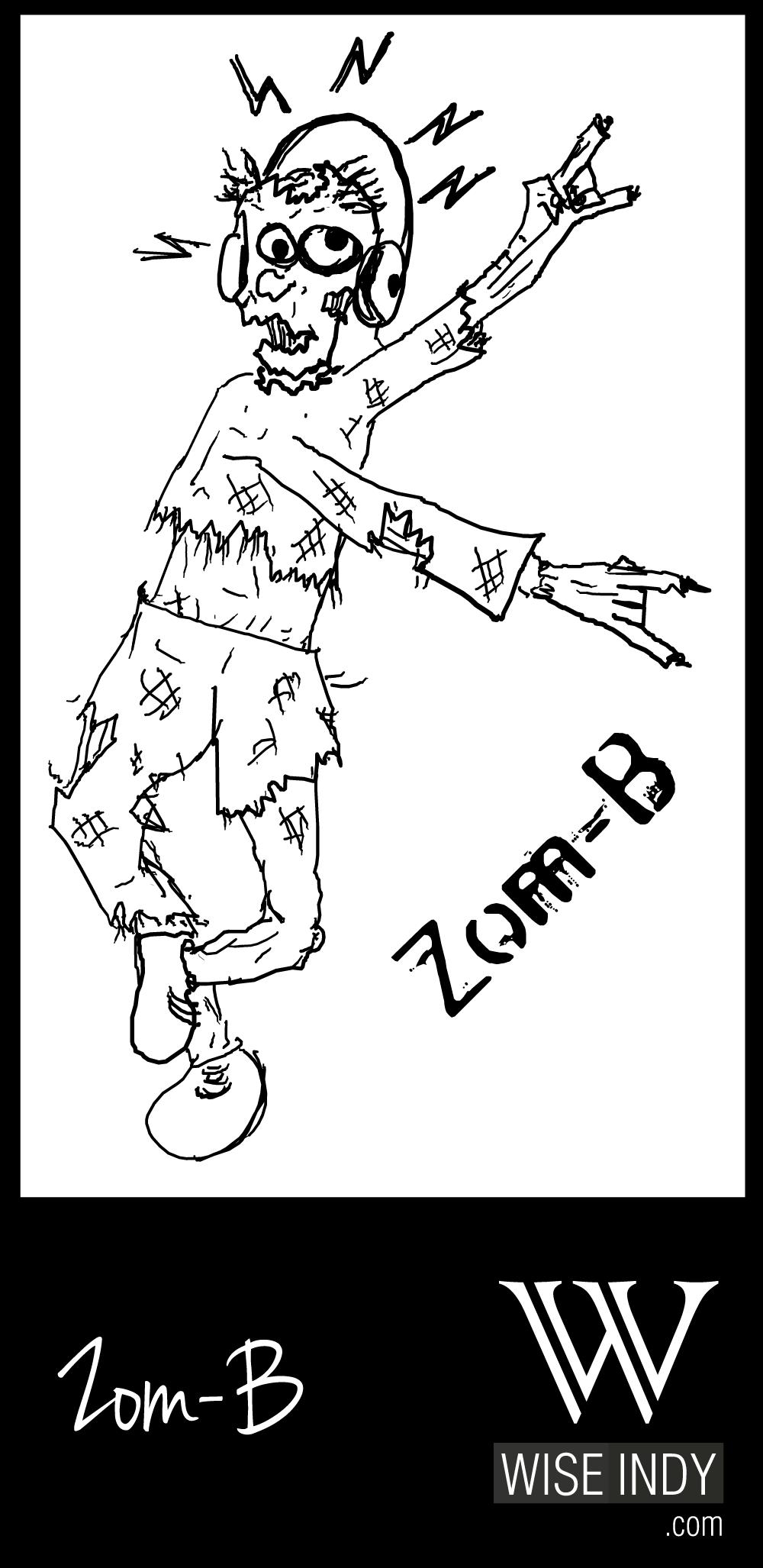 Zom-B