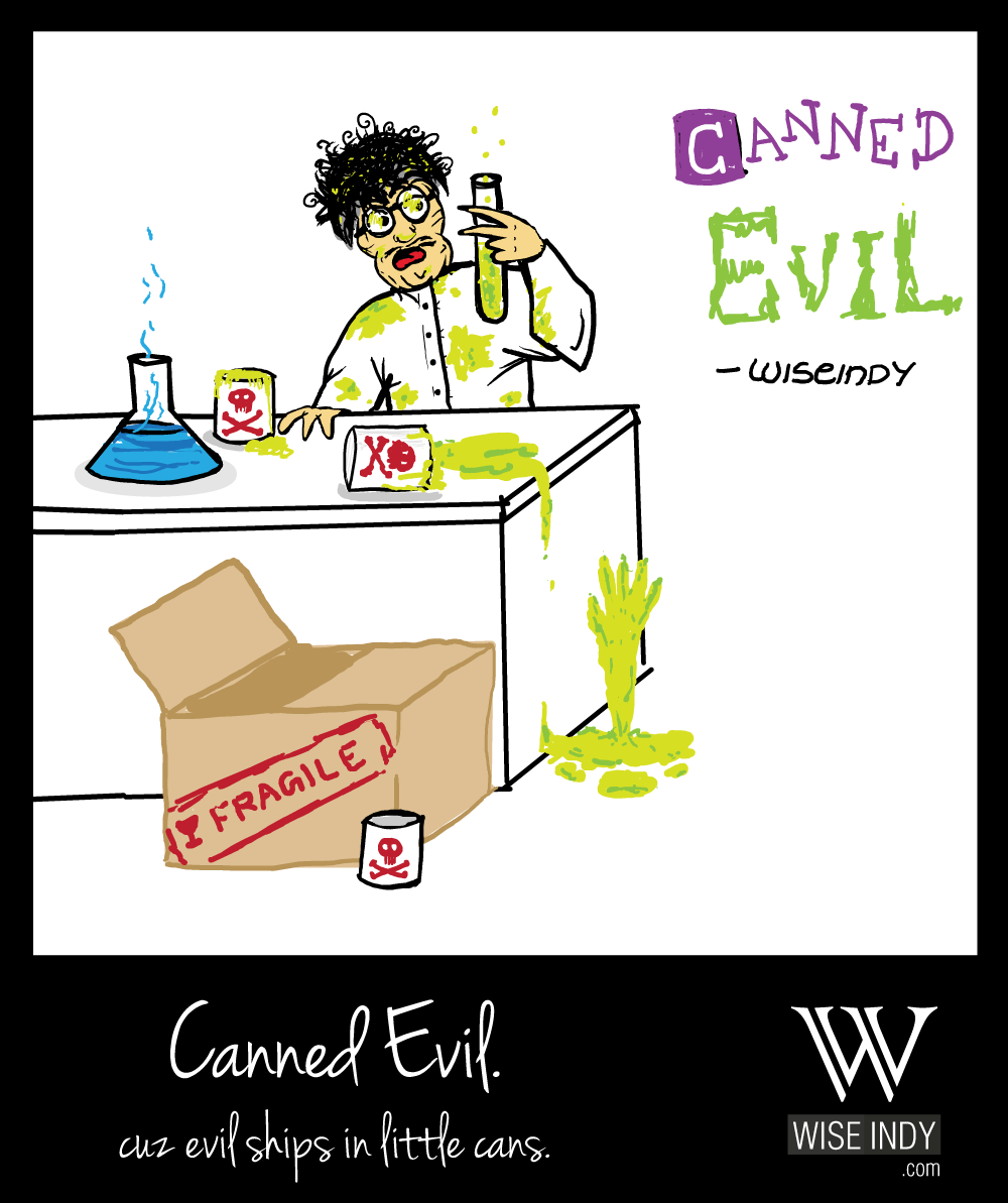 Canned Evil