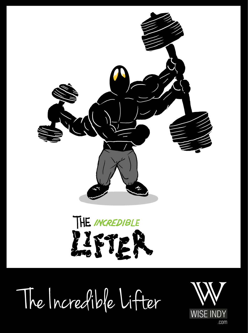 The Incredible Lifter