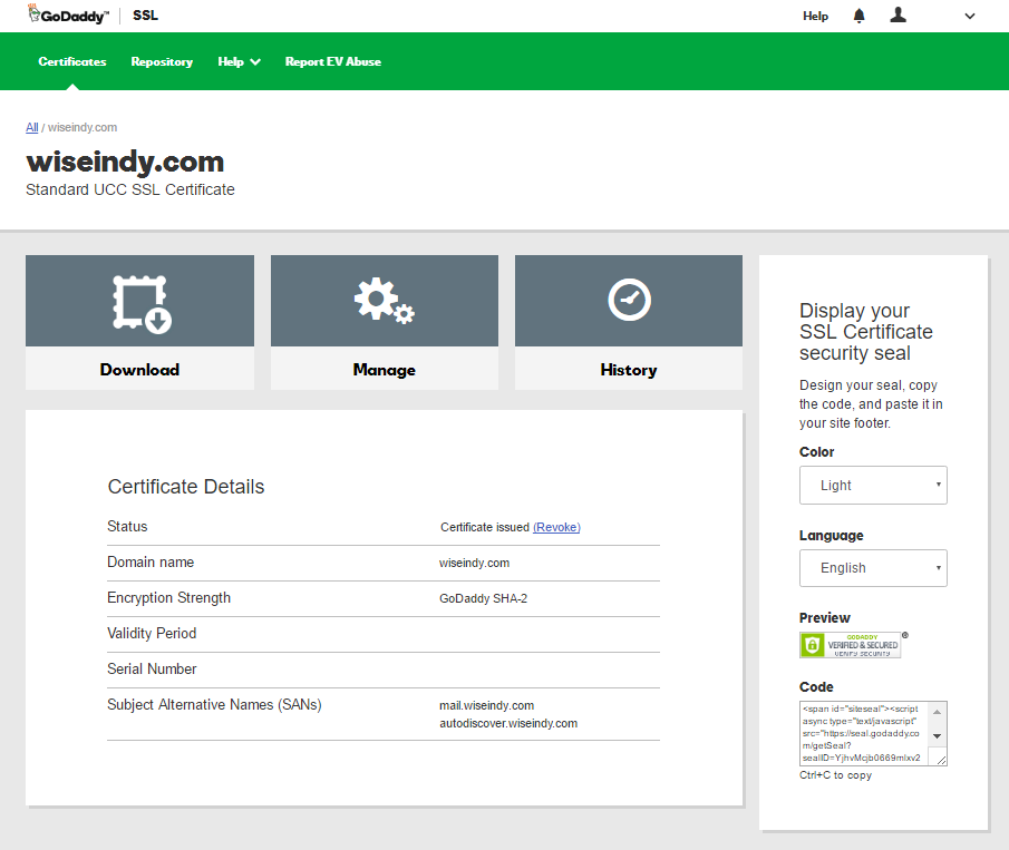 How to install or renew SSL certificate in Exchange 2010 - Wiseindy